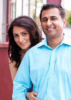 Lydia Malik and Damian Singh's Honeymoon Registry